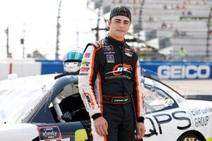 Sam Mayer, B.J. McLeod Motorsports, Chevrolet Camaro QPS Employment Group