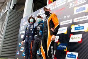Sami Taoufik, Sébastien Loeb Racing, Nicolas Baert, Comtoyou Racing, Martin Ryba, Brutal Fish Racing Team