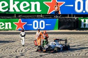 Amaury Cordeel, Campos Racing in the gravel