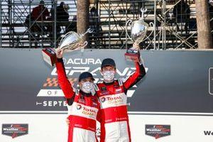 #1: Paul Miller Racing Lamborghini Huracan GT3, GTD: Madison Snow, Bryan Sellers, poido, ganadores