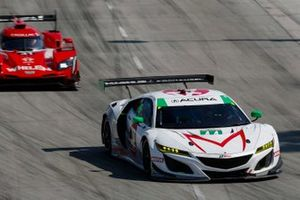 #44: Magnus with Archangel Acura NSX GT3, GTD: John Potter, Andy Lally