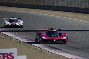#60: Meyer Shank Racing w/Curb-Agajanian Acura DPi, DPi: Olivier Pla, Dane Cameron, #55: Mazda Motorsports Mazda DPi, DPi: Harry Tincknell, Oliver Jarvis
