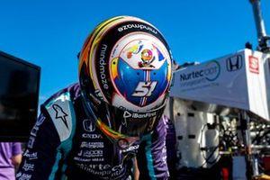 Romain Grosjean, Dale Coyne Racing with RWR Honda