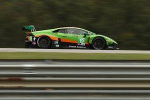 #19: GRT Grasser Racing Team Lamborghini Huracan GT3, GTD: Misha Goikhberg, Franck Perera