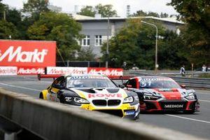Timo Glock, ROWE Racing, BMW M6 GT3, Nico Müller, Team Rosberg, Audi R8 LMS GT3