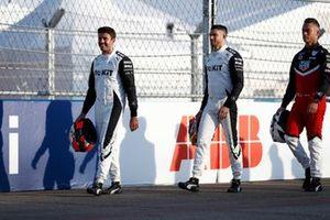 Norman Nato, Venturi Racing, Edoardo Mortara, Venturi Racing, Andre Lotterer, Porsche