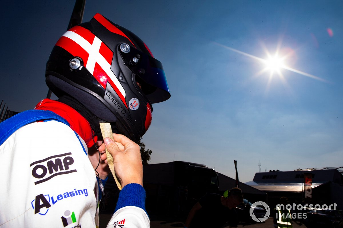 Gustav Birch, Brianmadsen Sport, Peugeot 308 TCR