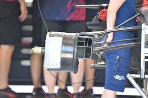 Red Bull Racing RB16B front brake