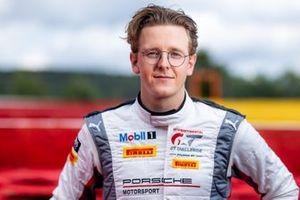 #3 Schnabl Engineering Porsche 911 GT3-R: Dennis Olsen