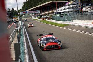 #88 AKKA ASP Mercedes-AMG GT3: Raffaele Marciello, Jules Gounon, Daniel Juncadella