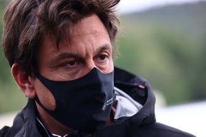 Toto Wolff, CEO e Team Principal, Mercedes AMG