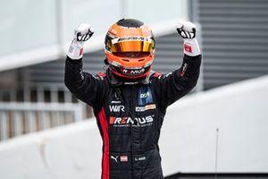 Race winner Lucas Auer, Mercedes AMG Team Winward