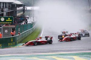 Arthur Leclerc, Prema Racing, Dennis Hauger, Prema Racing
