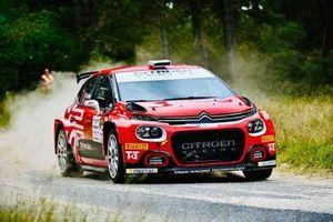 Mads Østberg, Torstein Eriksen, Citroën C3 Rally2