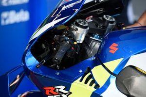 Team Suzuki MotoGP, motor detail