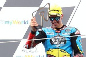 Podium : deuxième place pour Alex Marquez, Marc VDS Racing