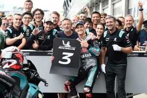Fabio Quartararo, Petronas Yamaha SRT, troisième