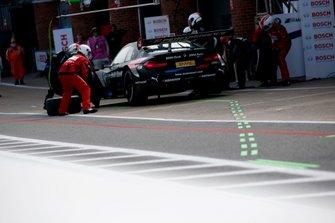 Pit stop, Bruno Spengler, BMW Team RMG, BMW M4 DTM