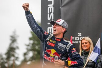 Podium: Timmy Hansen, Team Hansen MJP