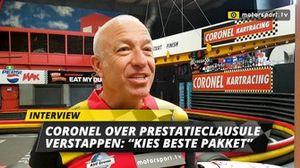 Tom Coronel over clausule Max Verstappen bij Red Bull Racing