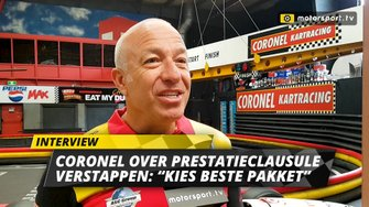 Tom Coronel over clausule Max Verstappen bij Red Bull Racing