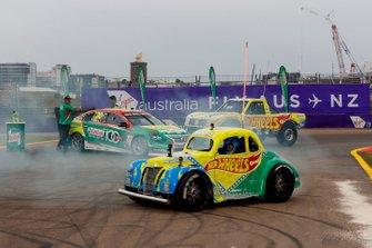 Мэтт Мингей и Рик Келли: презентация ливреи Kelly Racing