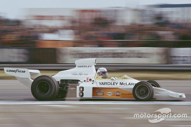 1973年:ピーター・レヴソン(マクラーレン)