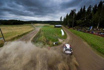 Kris Meeke, Sebastian Marshall, Toyota Gazoo Racing WRT Toyota Yaris WRC
