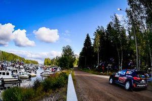 Эрик Камилли и Бенжамен Вейя, M-Sport Ford WRT, Ford Fiesta R5 MkII