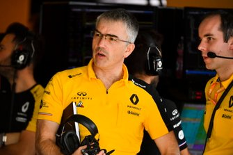 Nick Chester, Technical Director, Renault F1 Team