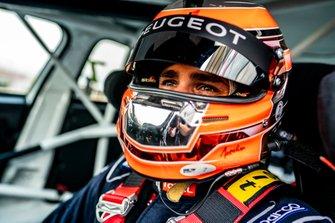 Aurélien Comte, DG Sport Compétition Peugeot 308 TCR