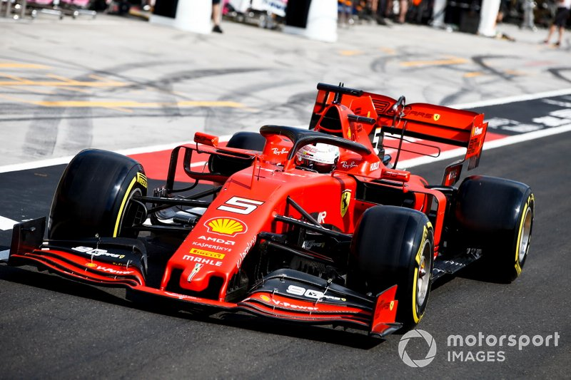 Sebastian Vettel – Pós-corrida