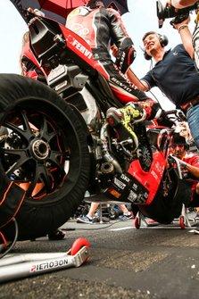 Alvaro Bautista, Aruba.it Racing-Ducati Team, Charlie Hiscott