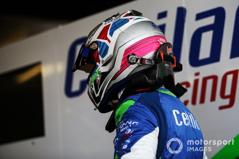 #47 Cetilar Racing, Dallara P217 - Roberto Lacorte