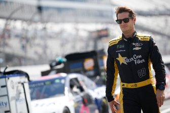 Landon Cassill, StarCom Racing, Chevrolet Camaro Clean Origin