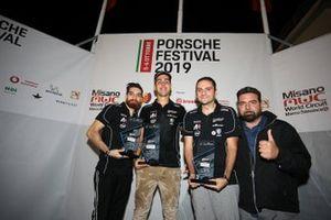Podio Esports Carrera Cup Italia