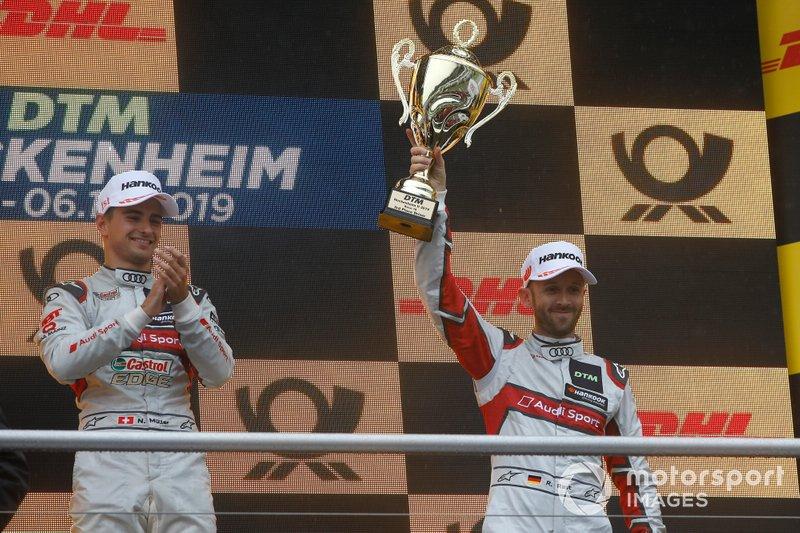3. René Rast, Audi Sport Team Rosberg