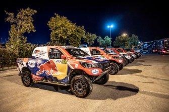 Toyota Gazoo Racing Toyota Hilux lineup