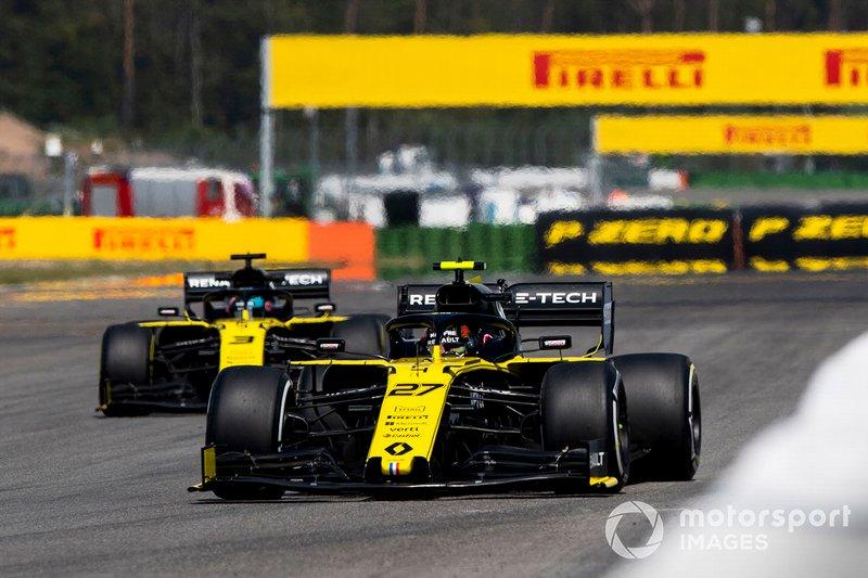 9: Nico Hulkenberg, Renault F1 Team R.S. 19, 1'13.126