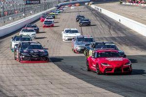 Toyota Supra tempo aracı, Brandon Jones, Joe Gibbs Racing, Toyota Supra First Foundation