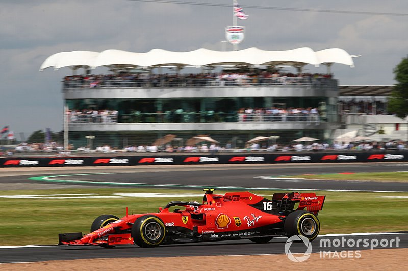 Leclerc misses out on a front row start