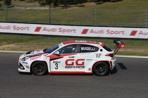 Massimiliano Mugelli, PRS Group, Alfa Romeo Giulietta QV TCR