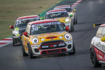 Alessio Alcidi, MINI Roma by CAAL Racing