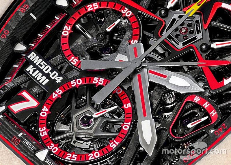 Richard Mille RM 50-04 Kimi Räikkönen