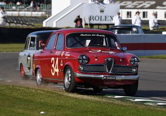 St Mary's Trophy Richard Meaden Alfa Romeo