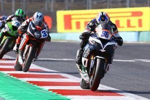 Ayrton Badovini, Pedercini Racing
