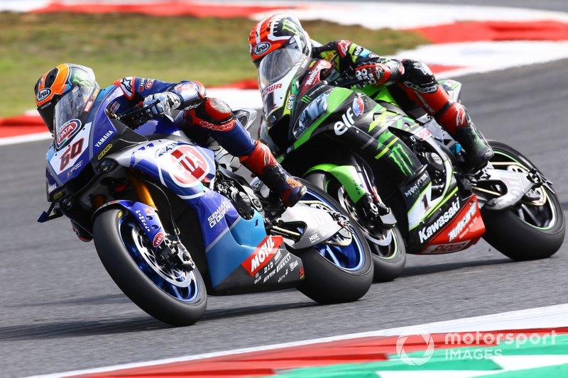 Michael van der Mark, Pata Yamaha, Jonathan Rea, Kawasaki Racing Team