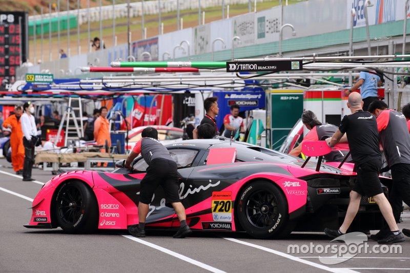 #720 McLaren Customer Racing Japan McLaren 720S GT3