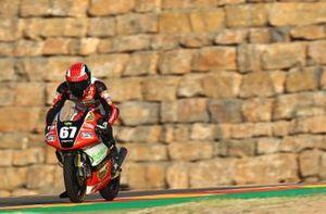 Gerard Riu Male, Baiko Racing Team
