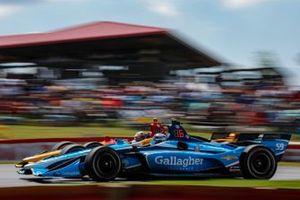 Max Chilton, Carlin Chevrolet, Ryan Hunter-Reay, Andretti Autosport Honda